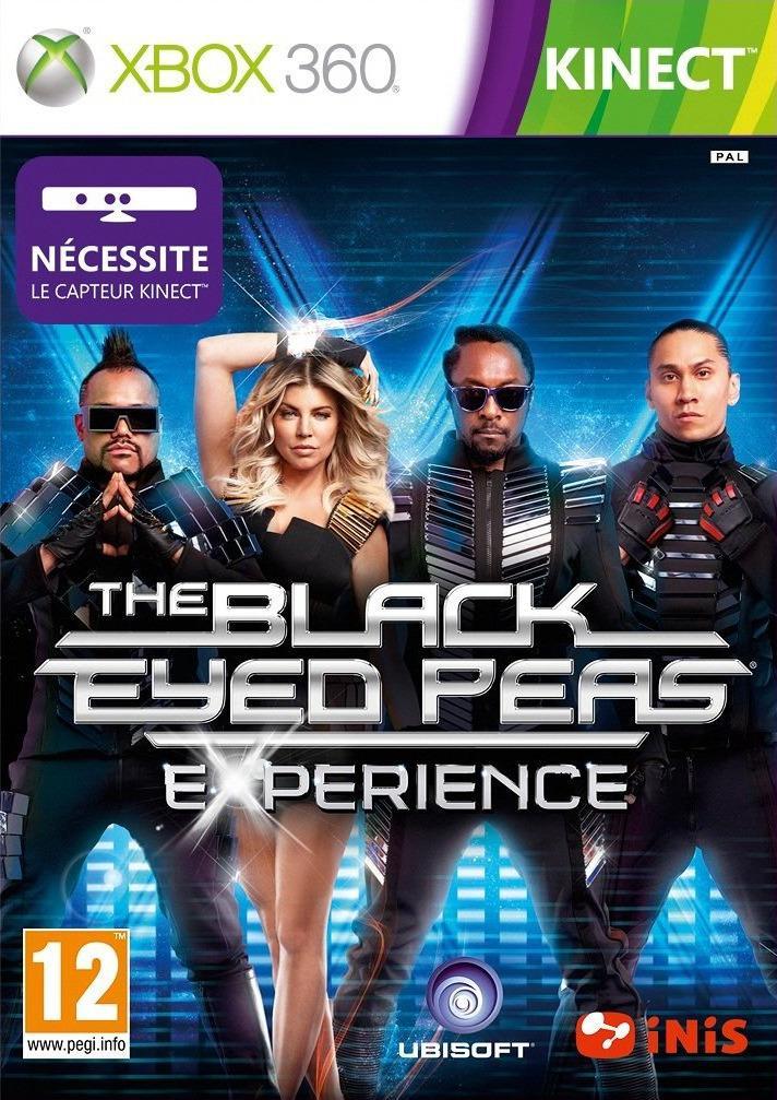 Sélection de jeux vidéos en promo - Ex : The Black Eyed Peas Experience sur Xbox 360