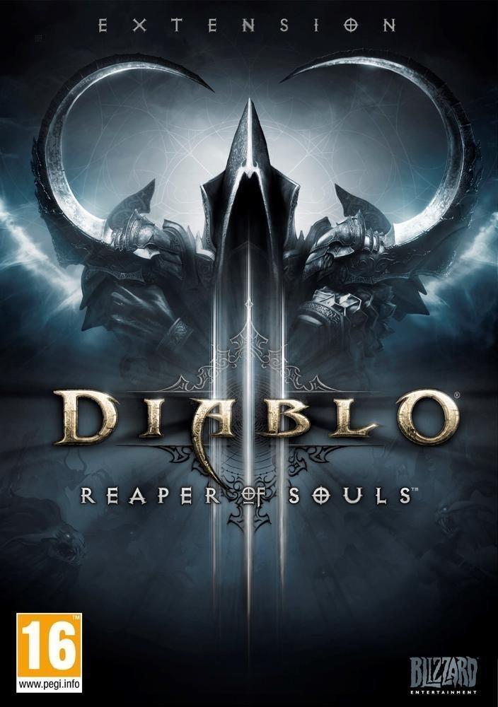 Diablo III : Reaper of Souls sur PC