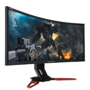 """Ecran PC 35"""" Acer Predator Z35, 144 Hz, 4 ms, G-Sync v2 - incurvé"""