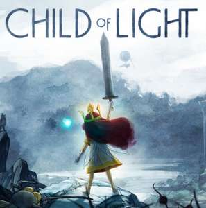 Child of Light sur PC (Dématérialisé)