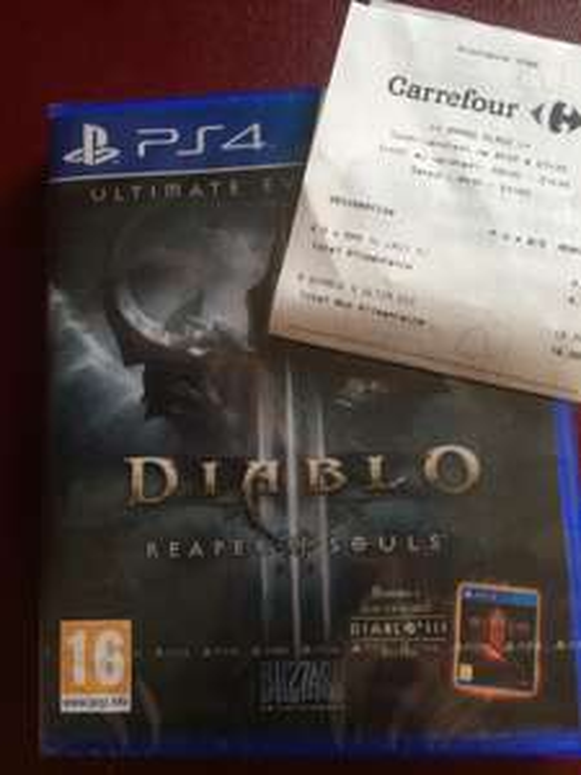 Diablo 3 Ultimate Evil Edition sur PS4