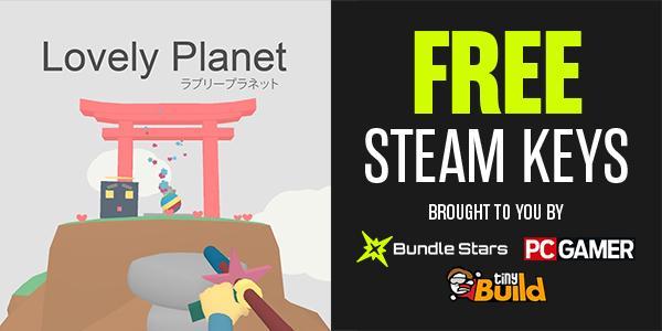 Lovely planet gratuit sur PC (Dématérialisé - Steam)