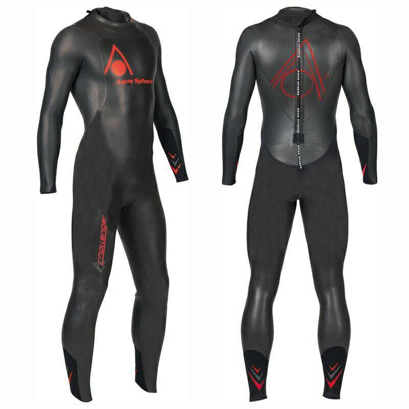 Combinaison Natation triathlon Aquasphere Challenger
