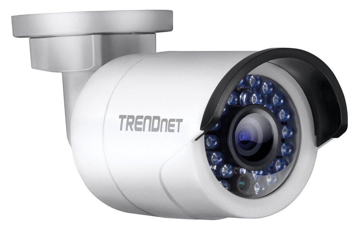 Sélection de caméras de surveillance TrendNet en promotion - Ex : PoE TV-IP320PI (960p)