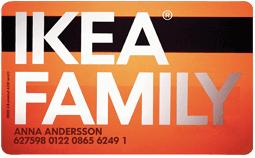 Votre addition au restaurant Ikea se transforme en carte cadeau - Exemple