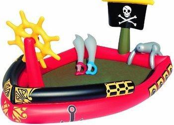 [Cdiscount à Volonté] Aire de jeux / piscine gonflable Bestway Bateau Pirate (53041)