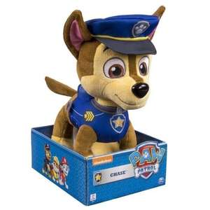 Peluche Spin Master Chase - Pat'Patrouille (25 cm)