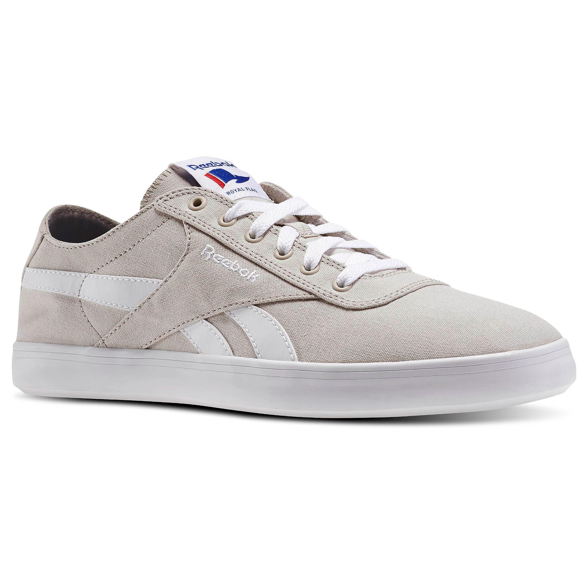 Chaussures Reebok Royal Global Vulc (du 39 au 46, bleu ou crème)