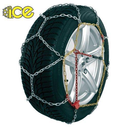 Chaînes neige métalliques ICE KN-70-09