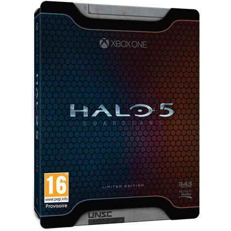 Halo 5: Guardians - Édition Limitée sur Xbox One