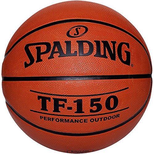 Ballon de basket-ball Spalding TF150 Out (taille 7)