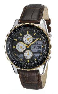 Montre Chronographe Accurist MS774B Bracelet cuir,