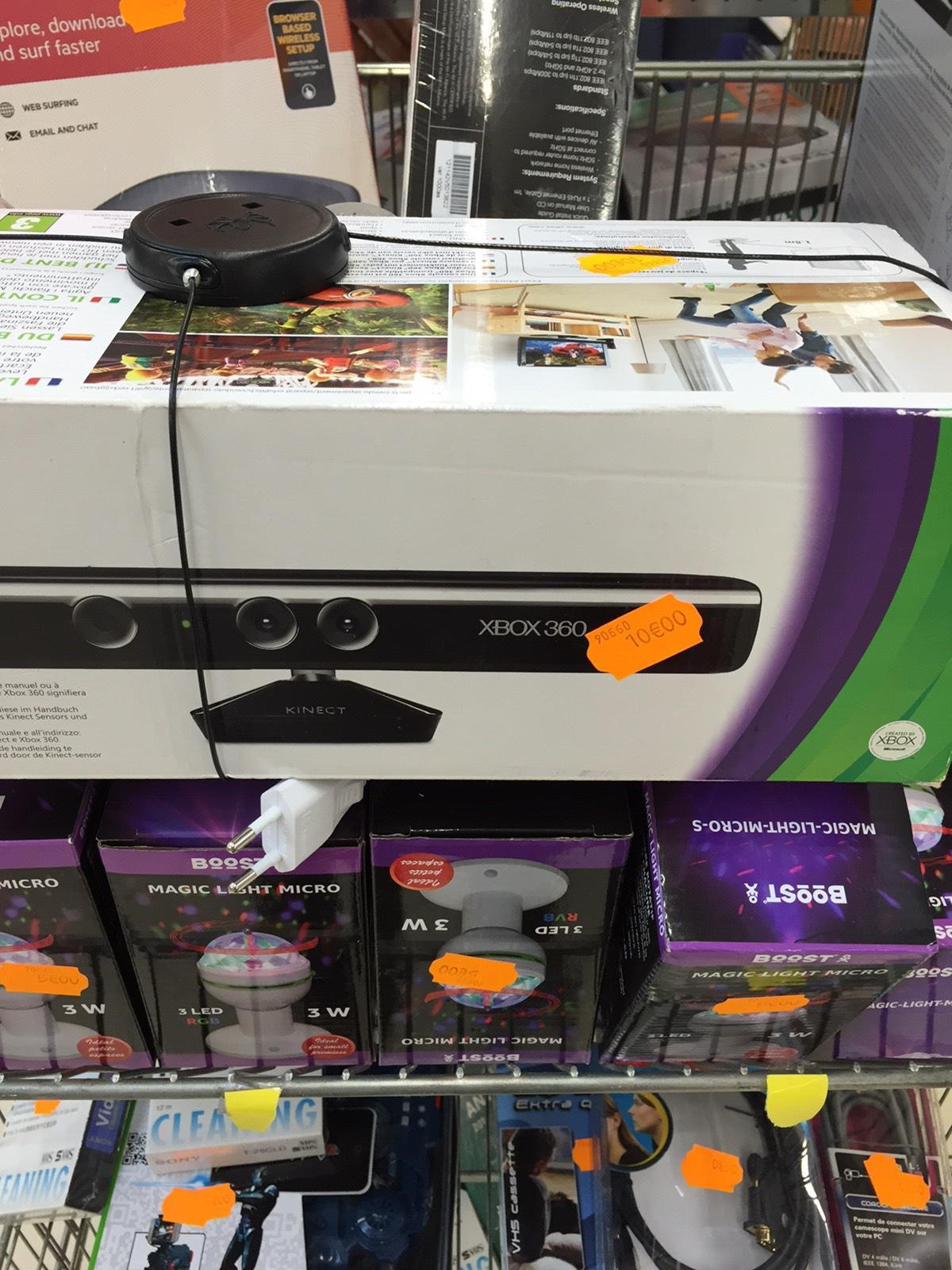 Kinect Sensor pour Xbox 360
