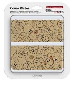 Sélection de coques en promo pour Nintendo New 3DS - Ex: Coque Kirby
