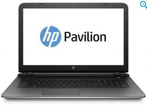 "PC Portable 17.3"" HP Pavilion 17-g145nf - i3-6100U, 4 Go RAM, Disque Dur 2 TO"