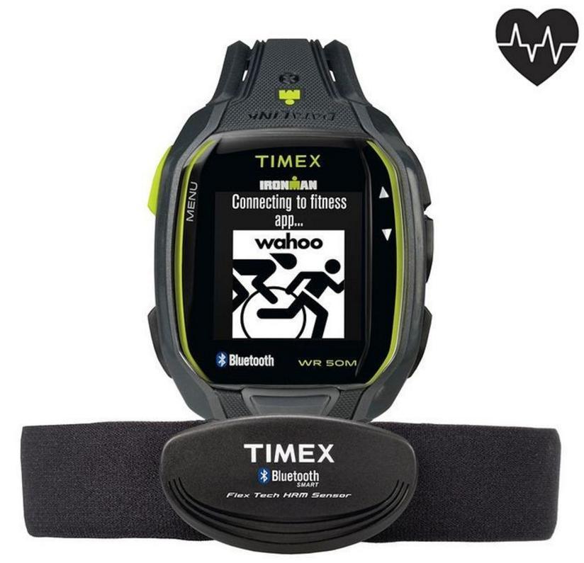 Montre Timex connecté cardio Ironmana Run X50+
