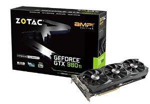 Carte graphique Zotac GeForce GTX 980 Ti AMP 6 GB