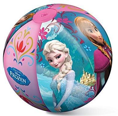 Ballon de plage la reine des neiges