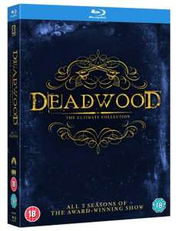 Coffret Blu-ray Intégrale Deadwood (Saisons 1 à 3)