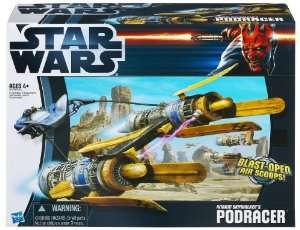 fans de starwars only : Star Wars Epi Anakin Pod Racer (6.4€ de port)