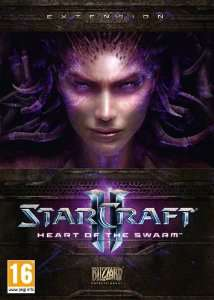 Starcraft II : Heart of the Swarm PC