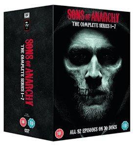 Coffret DVD Sons of Anarchy - Intégrale saisons 1 à 7