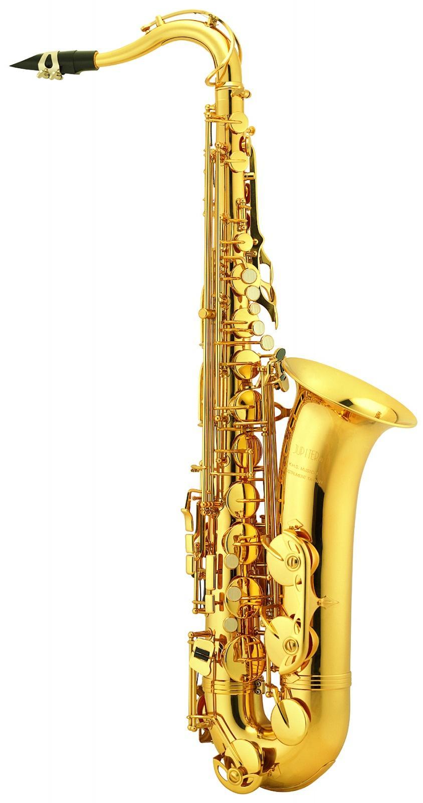 Saxophone d'étude Ténor Jupiter JTS-587GL Verni