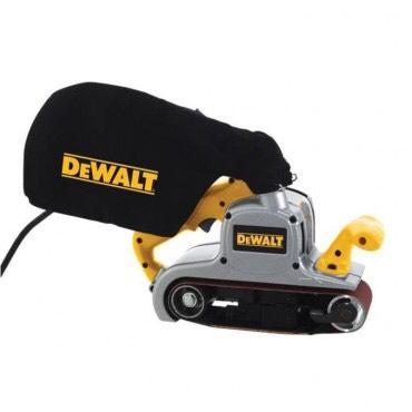 Ponceuse à bande Dewalt 75MM 1010W - DWP352VS