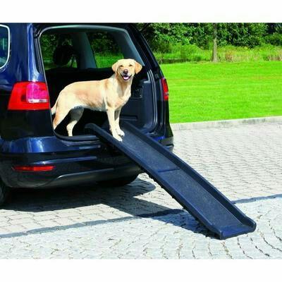 Rampe pour chien Trixie Noir - 40 x 156 cm