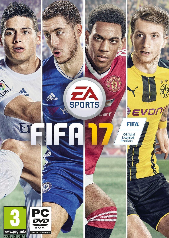 Precommande : Jeu Fifa 17 sur PC