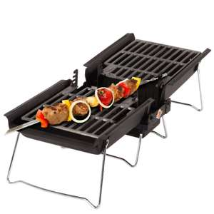 Barbecue portatif de camping Son of Hibachi 110