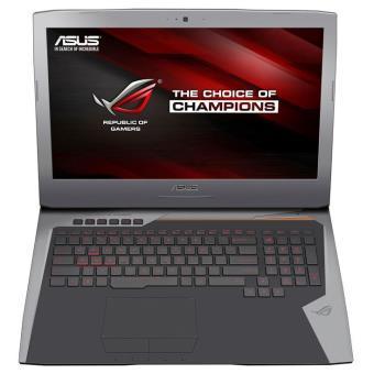"PC Portable 17.3"" Asus ROG G752VT-GC037T - FHD, i7-6700HQ 2.6 GHz, RAM 8Go, 1To + SSD 128Go, GTX 970M"