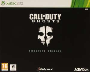 Call of Duty: Ghosts - Édition Prestige sur Xbox 360