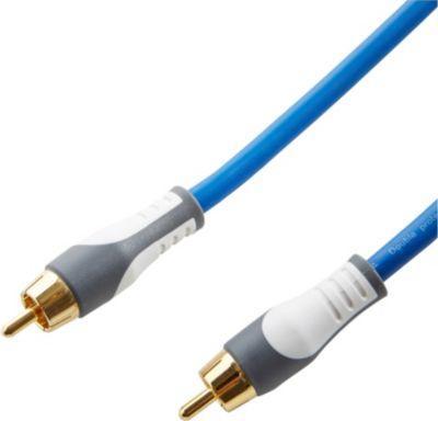 Sélection de câbles EssentielB en promotion - Ex : pour caisson de basses (3 M)