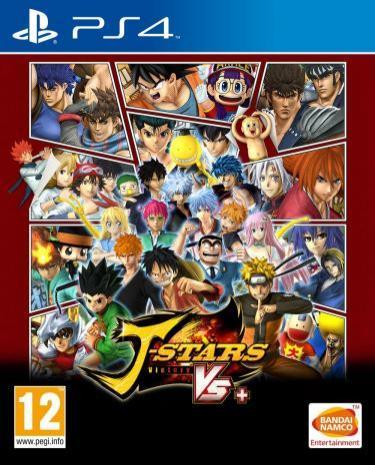 J-Stars Victory VS + sur PS4