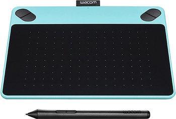 Tablette graphique Wacom Intuos Comic - bleu ou noir