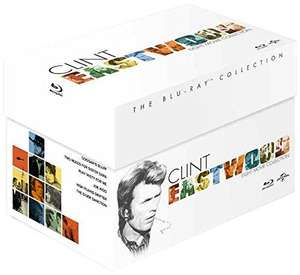 Coffret Blu-ray Clint Eastwood Collection (6 films)