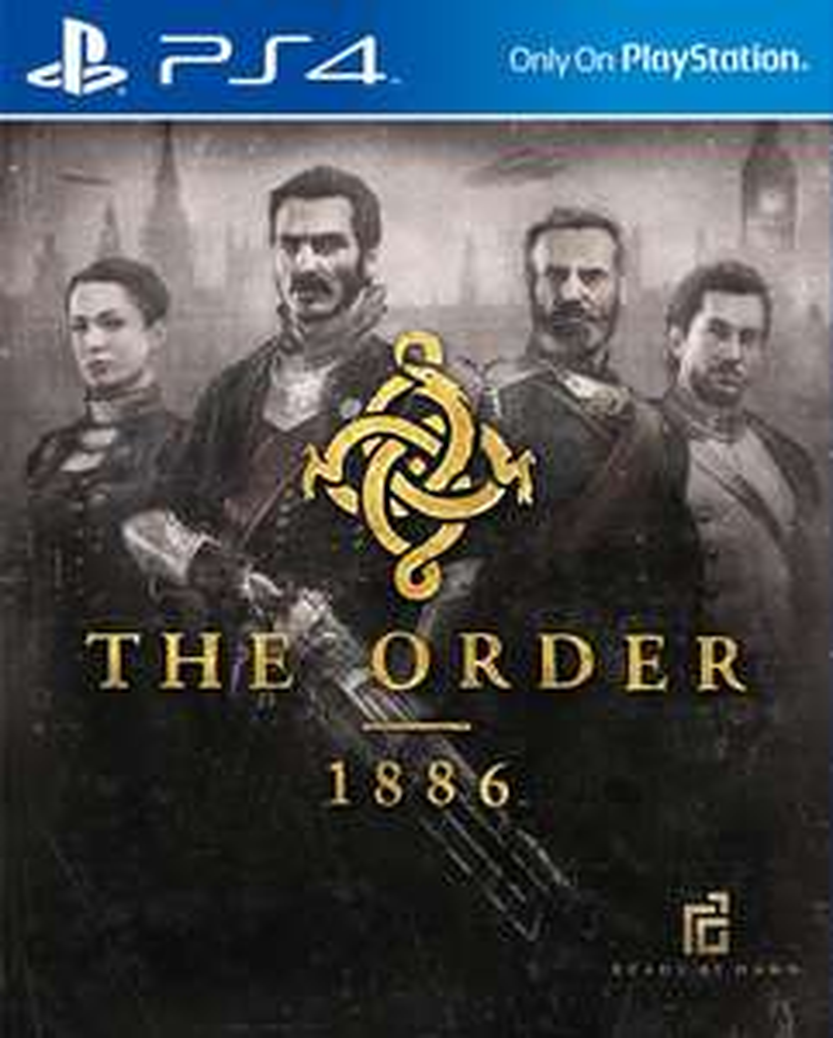 The Order: 1886 sur PS4