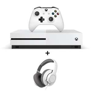 Précommande : Console Xbox One S 2To Limited Edition + Casque Gaming SteelSeries Siberia Raw + 1 Blu-Ray 4k au choix parmi une sélection