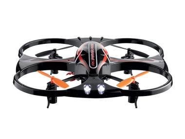 Quadricoptère - 4 axes, 17.4x17.4cm