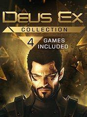 Sélection de jeux PC en promotion (Dématérialisés - Steam) - Ex: Deus Ex Collection