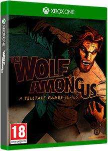 Jeu The Wolf Among Us sur Xbox one