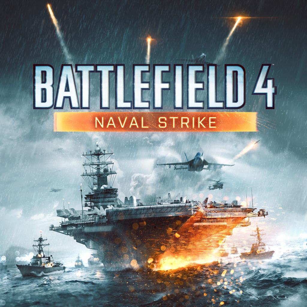 DLC Naval Strike pour Battlefield 4 gratuit sur PC, PS3 / PS4 et Xbox 360 / Xbox One (Membres Gold)