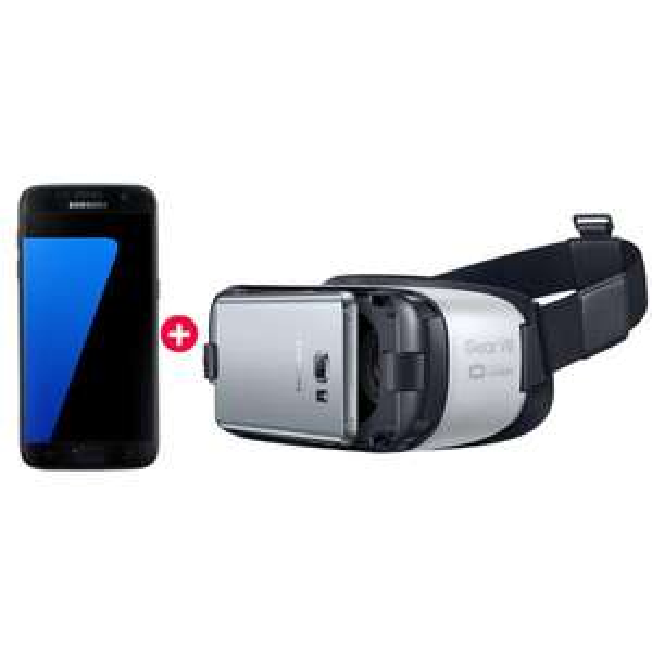Casque  Gear VR offert pour l'achat d'un Samsung Galaxy S7 ou S7 Edge