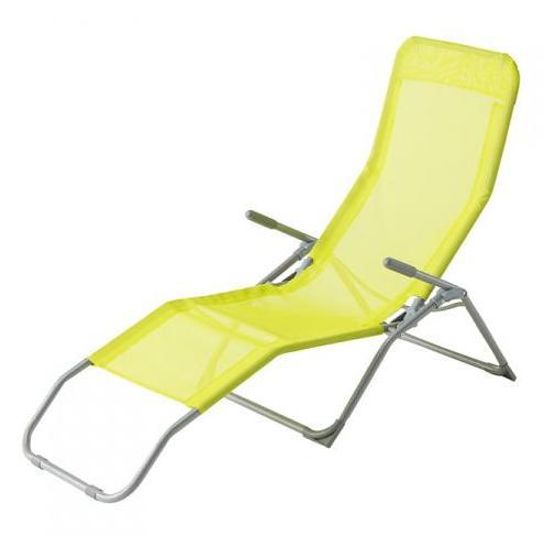 Chaise longue Siesta - différents coloris