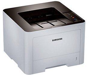 Imprimante laser monochrome Samsung ProXpress M3320ND (recto / verso)