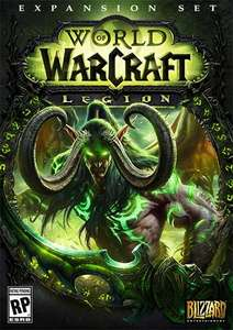 World of Warcraft: Legion sur PC + Blu-ray Warcraft : Le Commencement offert