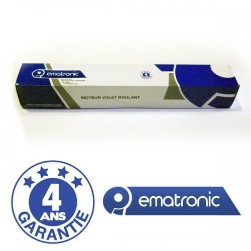 Motorisation de volet roulant et store EmaTronic (sans fil, jusqu'à 20 kg)