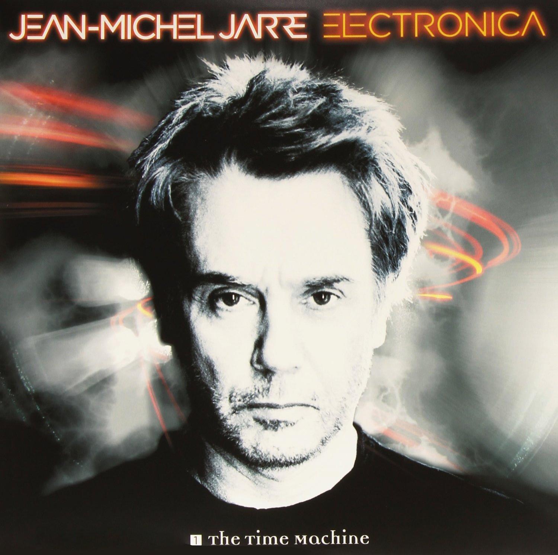 Sélection de Vinyles en soldes - Ex: Electronica 1 : The Time Machine (Jean-Michel Jarre)