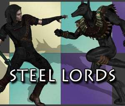 Sélection de jeux en promo - Ex : Steel Lords (avec 20 points étoiles)